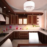 Классика в гостиной, кухне